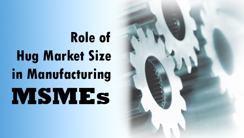 Manufacturing MSMEs in India