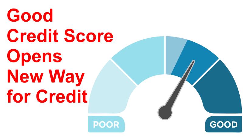 the credit score