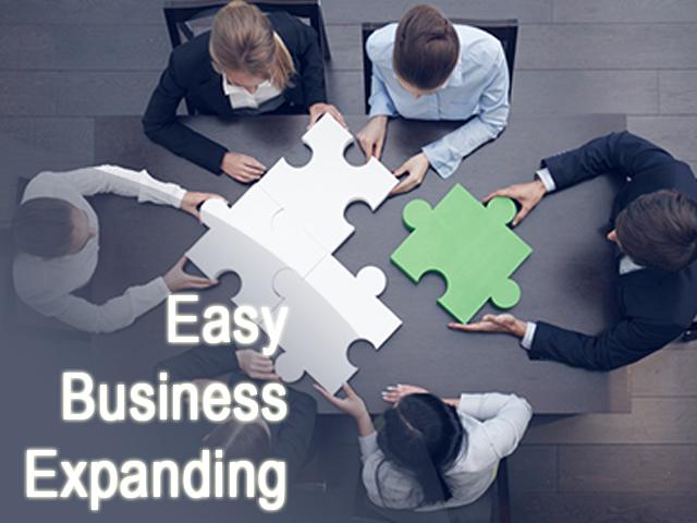 Expanding a business