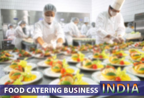 food catering businesses india
