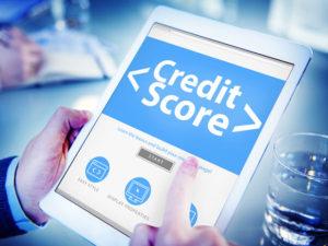 computer generated credit score