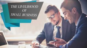 the livelihood of small business