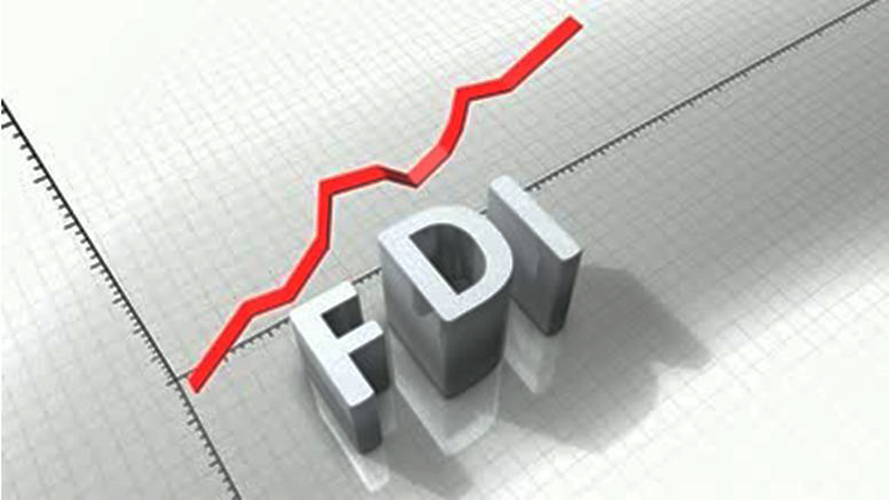 FDI inflow all-time high