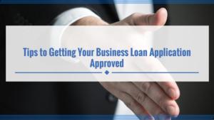 Applying for Business Loans