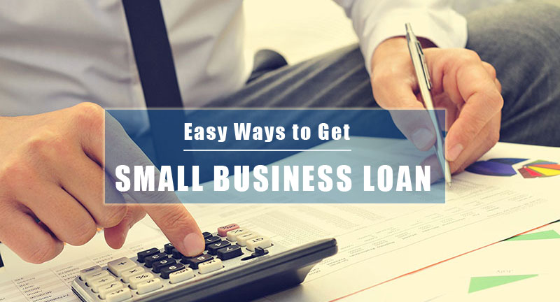 Get a Small Business Loan in India