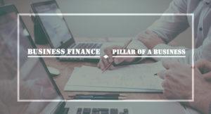 Pillar of A Business