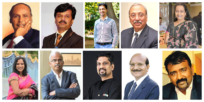 10 Indian Entrepreneurs Who Started From Scratch